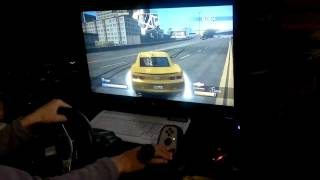 Настройка руля в Driver: San Francisco(, 2011-10-01T16:18:26.000Z)