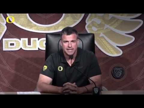 Oregon Ducks put the difficult loss to Stanford behind them, gear up for unbeaten Cal