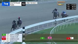 Vidéo de la course PMU MAIDEN CLAIMING 1600M