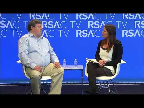 RSAC TV: InfoSecurity Magazine Interview with Daniel Kennedy