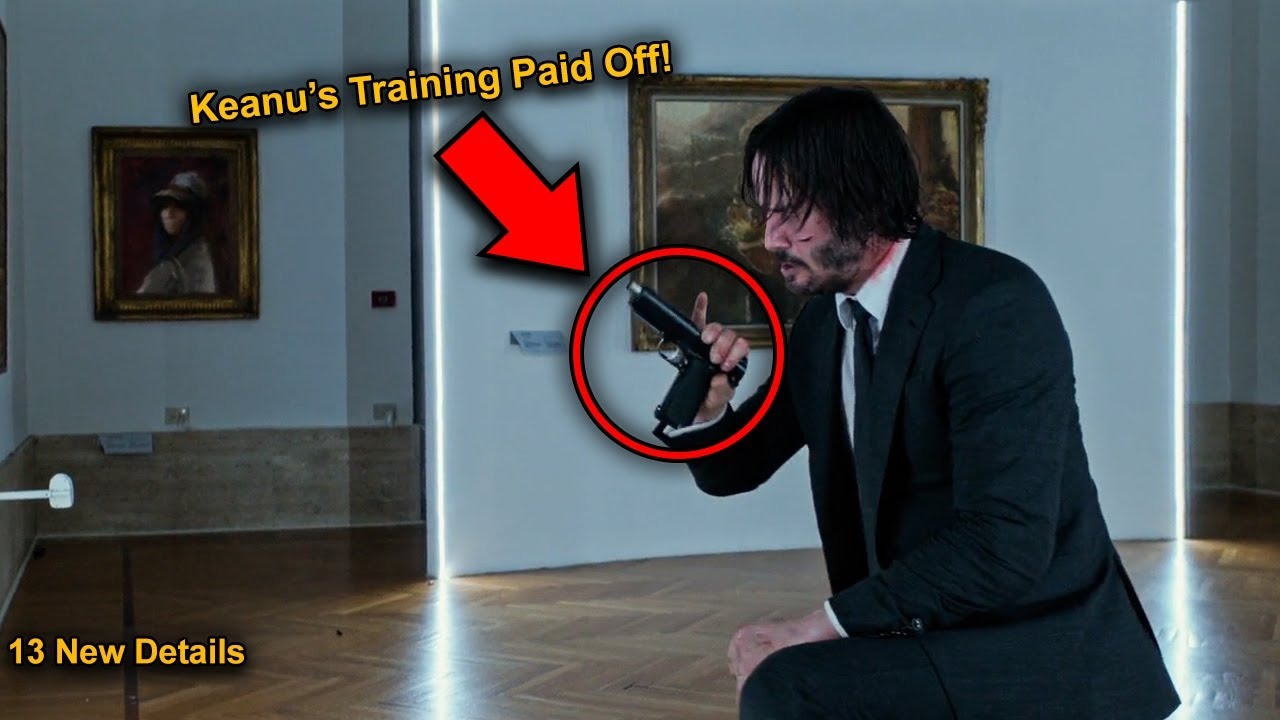 Download I Watched John Wick in 0.25x Speed and Here's What I Found