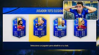 TOTS ASEGURADOS EN PLAYER PICKS!!! TOTS PREMIER LEAGUE - FIFA 19