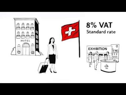 Recovery of Swiss VAT for companies abroad