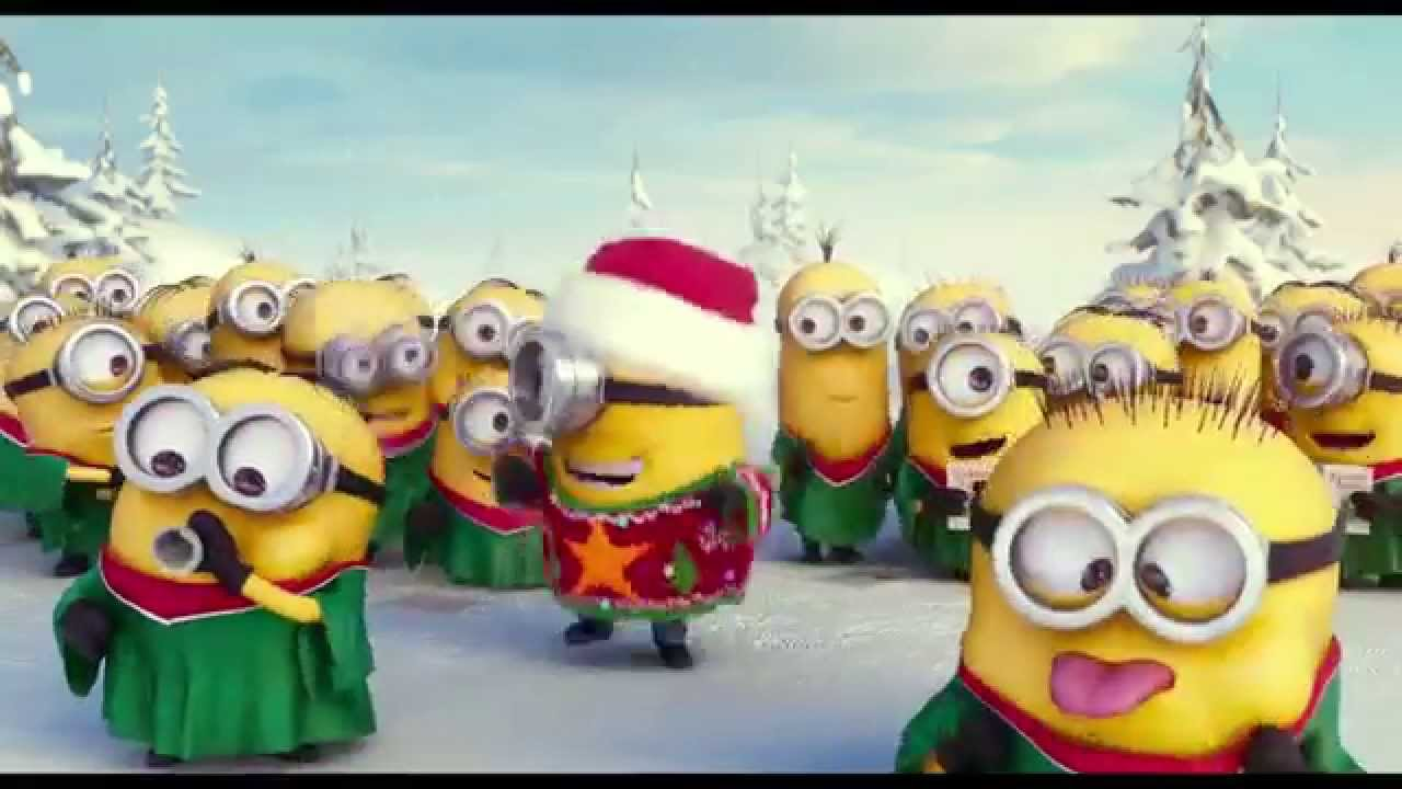 New Years Eve Wallpaper Iphone 6 Especial De Natal Minions Youtube