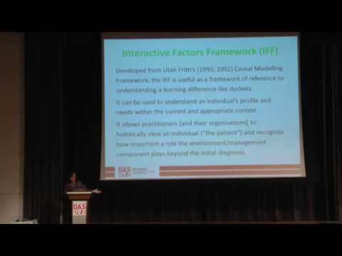 An Initiative: The Change Blueprint: Michelle-Lynn Yap at Embrace Dyslexia (Singapore)