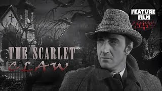 Download lagu SHERLOCK HOLMES | THE SCARLET CLAW (1944) full movie | Basil Rathbone | the best classic movies