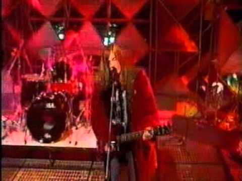 The Lemonheads - Mrs Robinson live on Top Of The Pops Morrissey