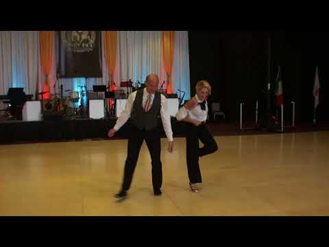 ILHC 2017   Pro Classic   Nick Williams & Nikki Marvin