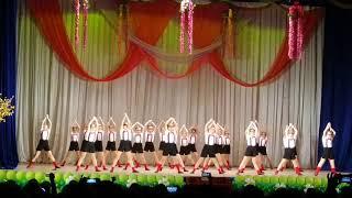 Танец Ботаники концерт к 8 марта от 05.03.19