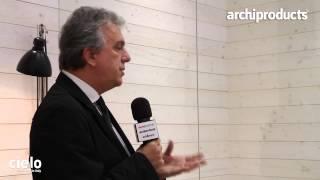 CERAMICA CIELO | MARCO PIVA - Cersaie 2013