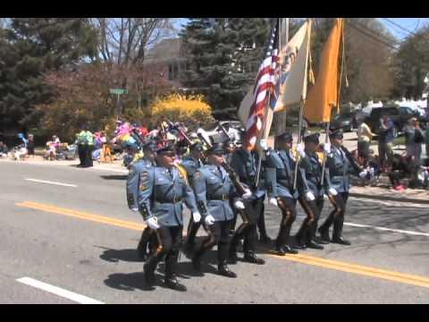 Aquidneck Island National Police Parade 2013