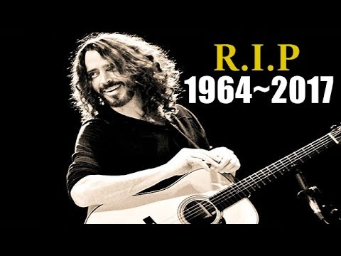 My Tribute To Chris Cornell R.I.P ~ Be Yourself