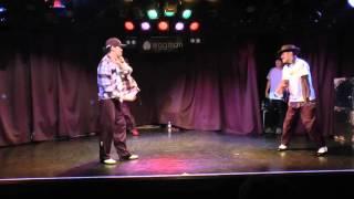 DAIKI vs SUZUKI YUSUKE BEST4 / STRONGSTYLE 15/10/6 LOCKIN