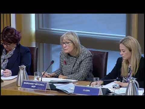 Justice Committee - 19 December 2017