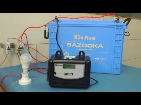 How to Install Your MPPT Solar Charge Controller