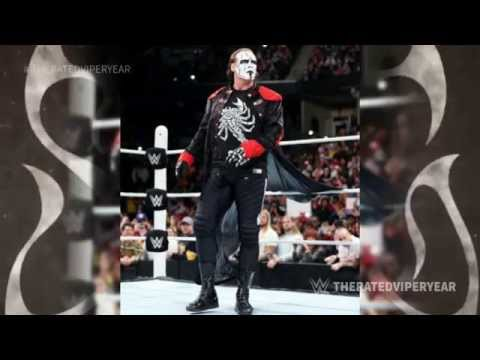 2015: Sting WWE Theme Song ''Out From the Shadows'' V2With Download Link
