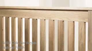 Bestpricebeds Monaco Solid Oak Ottoman Bed