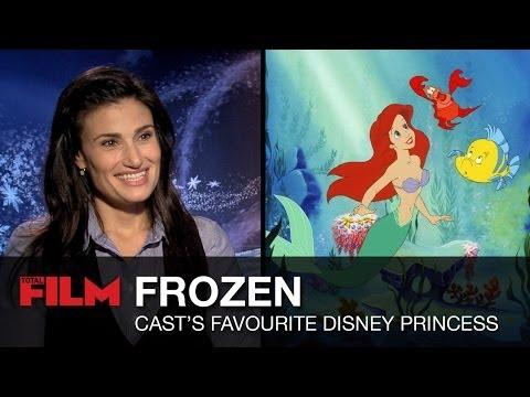 Best Disney Princess Ever: Kristen Bell & Frozen Cast reveal their favourite