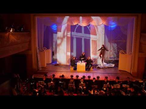 Schaunard's and Benoit scenes from La Boheme, Giacomo Puccini