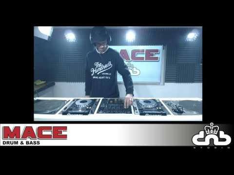 Mace - Royal dnb Radio - Drum & Bass