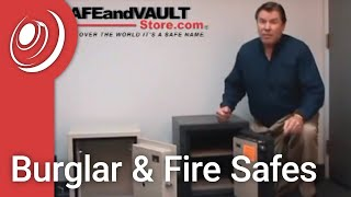 "Burglar & Fire Safes Video with ""Dye the Safe Guy"""