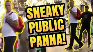 TOUZANI SNEAKY PUBLIC PANNA   TOP 3 Pannas #6