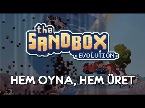 The Sandbox Evolution (Türkçe) | HEM OYNA, HEM ÜRET