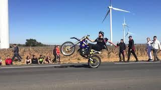 Rassemblement Perpignan/Narbonne 2k19 l Dirty Riders Crew l Acrobate