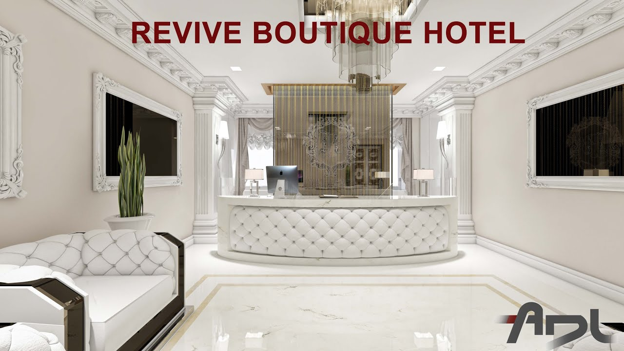 Architecture & Interior Design - ROME - Revive Boutique Hotel ...