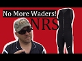 NRS Farmer John Wetsuit - No more waders - Alternative to waders