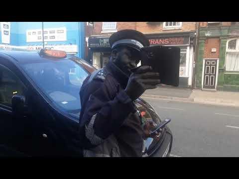 (civil enforcement officer aka Tyrone  the tyrant!!!!!)
