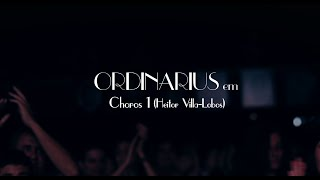 "Ordinarius em ""Choros 1"" (Villa-Lobos)"