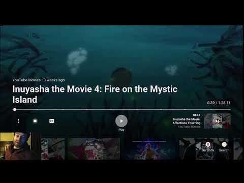 Free Inuyasha Movies On Youtube!