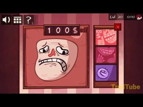 Troll Face Quest Video Games Level 20 Walkthrough