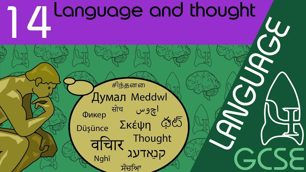 language and Thought, Language, GCSE Psychology [AQA]