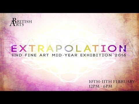 Birmingham Metropolitan (HND) Extrapolation BTS