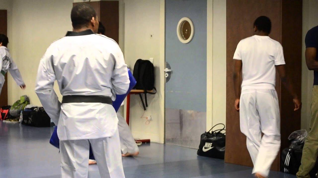 club taekwondo saint germain