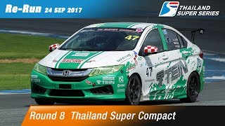 Thailand Super Compact Round 8 @Chang International Circuit Buriram