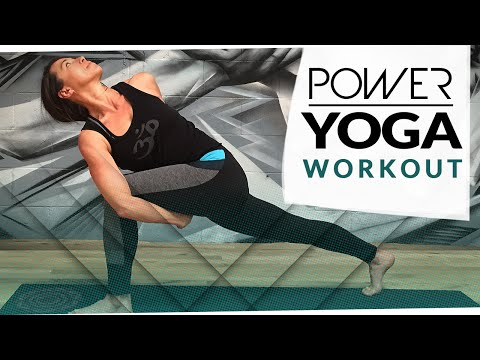 Power Yoga Workout (strong)