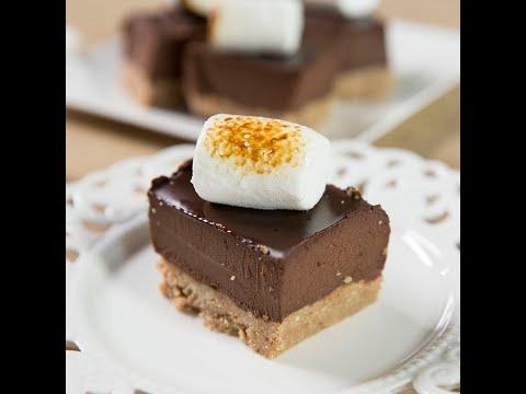 Prăjitură fără coacere cu ciocolată