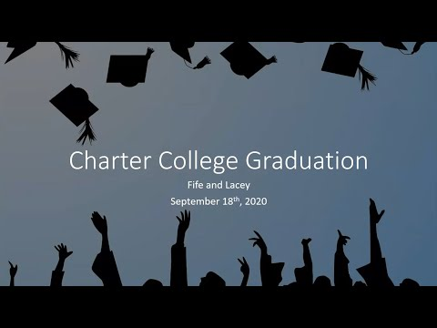 Fife & Lacey Campuses Virtual Graduation | Charter College