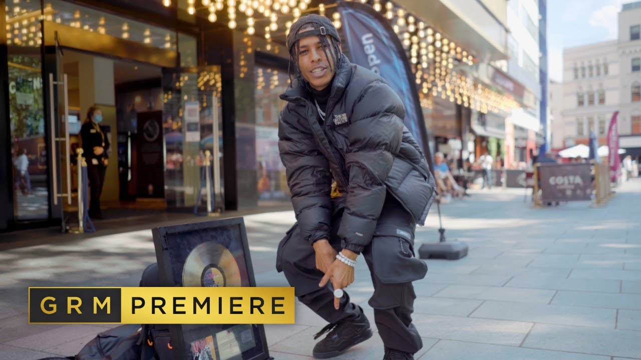 Download AJ - Hit My Target [Music Video] | GRM Daily