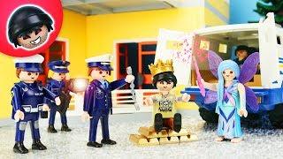 Karlchen hat 3 Wünsche! Playmobil Polizei Film - KARLCHEN KNACK #213
