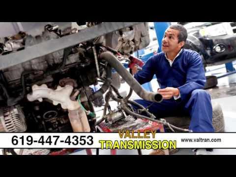 Valley Transmission | Standard & Automatic Transmission Rebuild & Repair  Services in San Diego, CA