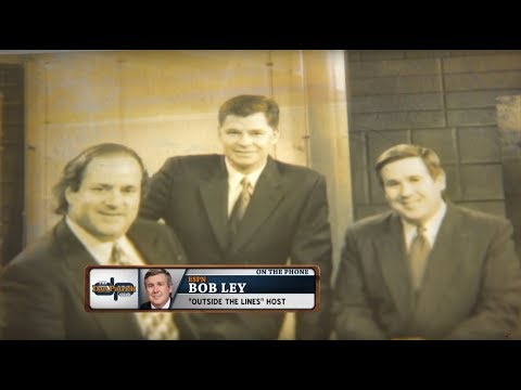 2018 Sports Emmy Winner Bob Ley on the Early Days of ESPN | The Dan Patrick Show | 5/9/18