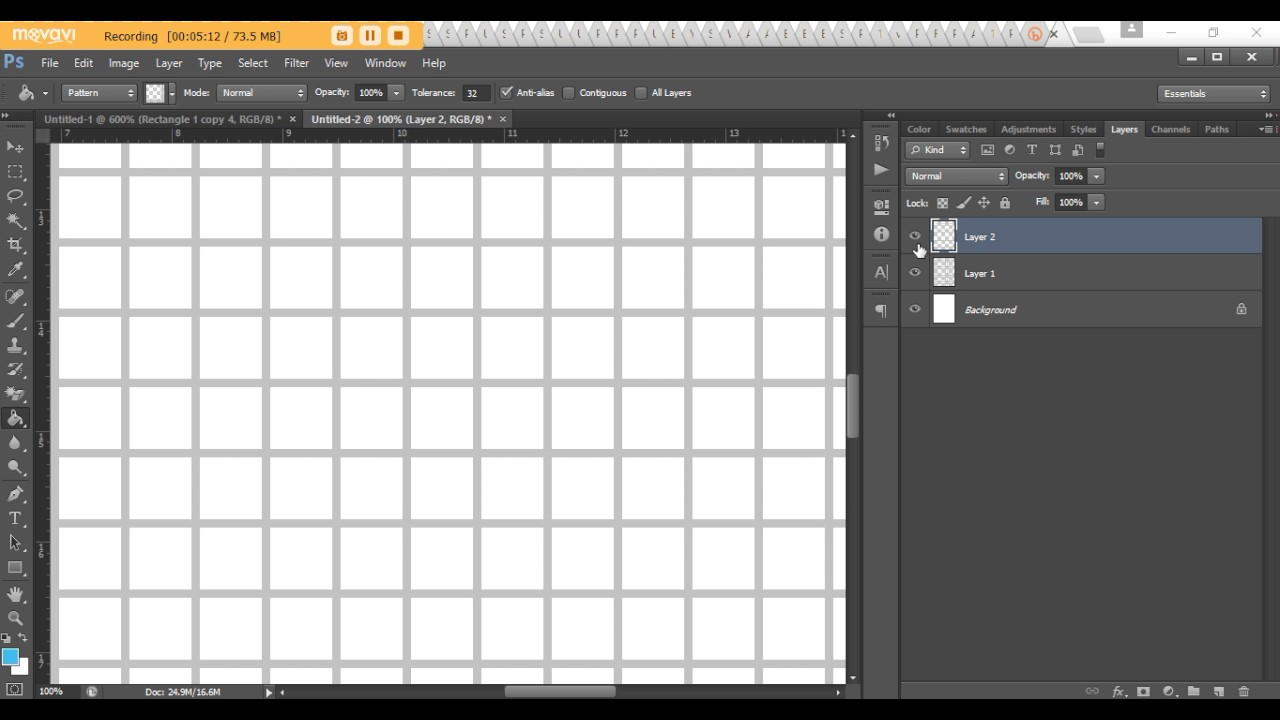 How To Make Graph Paper To Print And Add To Your Planner How To