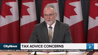 CRA failing to provide prompt, correct tax info to Canadians: auditor general
