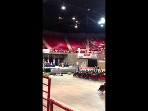 Appreciation Speech at Rider HS Graduation 2013