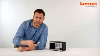 Lenco DIR 100   Internet Radio