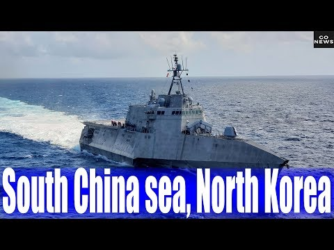 China sails Carrier while Japan warns them on South China sea and N.Korea update